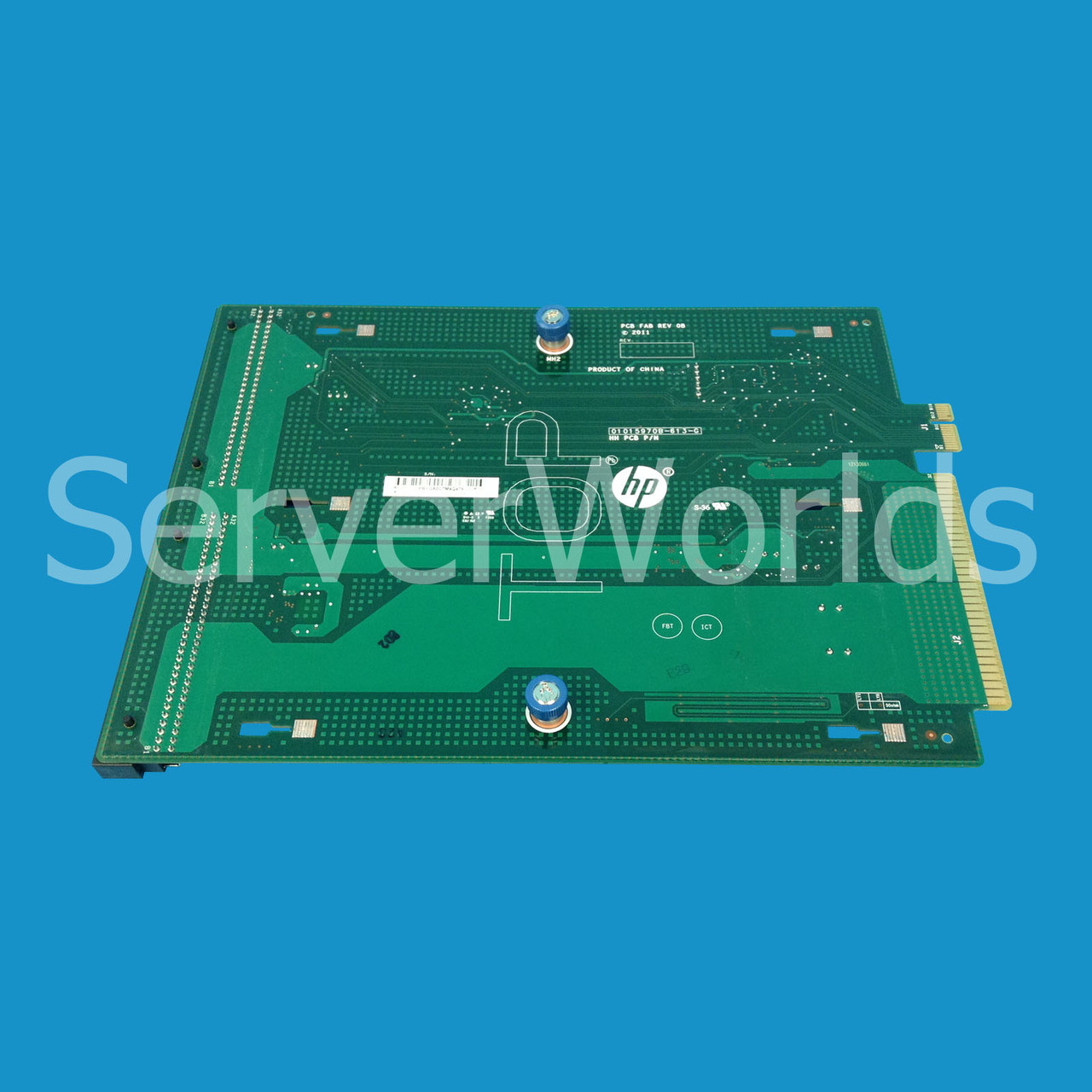 HP ML350 G8 2-bay power supply Backplane