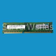 HP 497158-D88 6200 Pro SFF 4GB PC3-10600 Non-ECC Memory DIMM