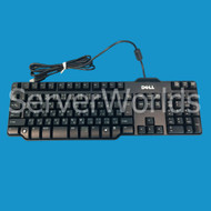 Dell DJ319 Japanese USB Black Keyboard SK-8115