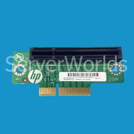 HP 686675-001 DL320 Gen8 PCIe X 8 Board Low Pro 671324-002