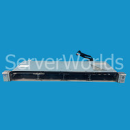 HP 684960-001 DL360E Gen8 4-Bay Backplane w/Cage 668239-001