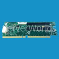 HP 662525-001 DL380 Gen8 wx16 PCI-E Riser Board 634582-001