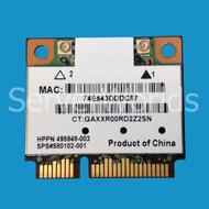 HP 580102-001 WiFi 802.11A Mini Card 495848-003