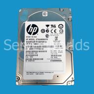 HP 705018-001 600GB SFF 10K SGT SAS WS SAS HDD A2Z21A, ST600MM0006