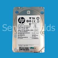 """HP 721929-001 1.2TB 2.5"""" 10K SAS Drive 721775-001, 651245-005"""