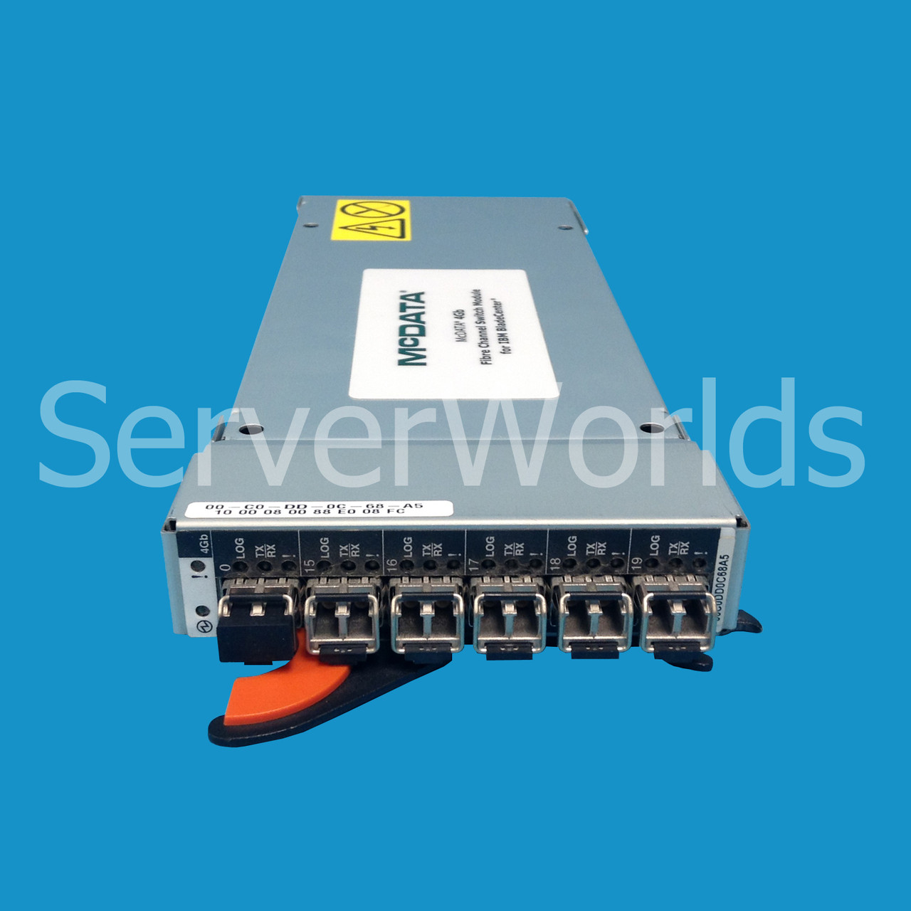 Fibre Channel Switch Module Image 1 2 See More Picture