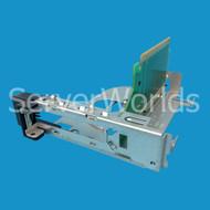 HP 412821-001 DC7700 PCIe Riser Board w/ Metal Bracket