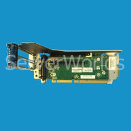 HP 687962-001 PCIe Riser Board 647403-001 661628-001 no blank filler