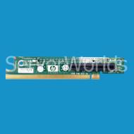 HP 600676-001 SL170Z G6 PCIe X24 Riser Card 602515-001