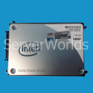 """HP 730566-001 240GB SSD Intel 2.5"""" SATA 6GB 688011-001, F0W94AA"""