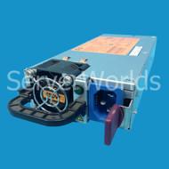 HP 599383-001 750W Platinum Power Supply 593831-B21