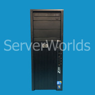 Refurbished HP Z200 Tower, QC 2.66Ghz, 4GB, 250GB, DVD