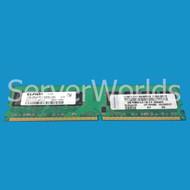 IBM 30R5127 2GB PC2-4300U DDR2 Memory Module