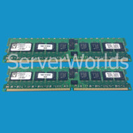 Kingston 33R9141 1GB (2X1GB) PC2-3200 ECC DDR SDRAM KTM2865