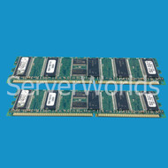 Kingston KTM5037/512MB (2x256MB) PC2100 ECC DDR