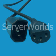 Dell 3T115 C13 to C14 2.5M 15A 250V Power Cord