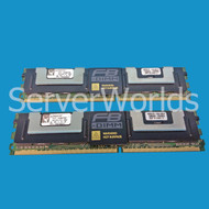 Kingston KTH-XW667 8GB (2 x 4GB) 2Rx4 PC2-5300F DDR2 Memory Kit