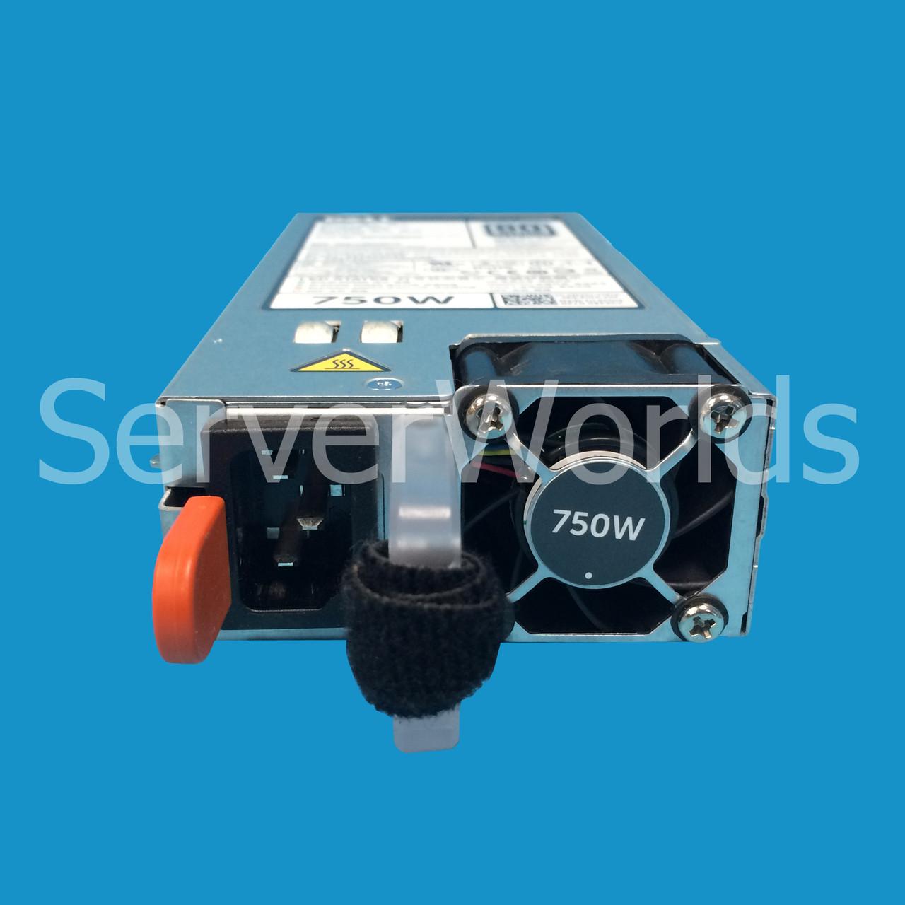 Dell 9PXCV PowerEdge PowerVault D750E-S1 750W 80 Plus Platinum Server PSU