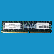 HP 351657-001 512MB PC3200 RAM Module UDIMM 326316-441