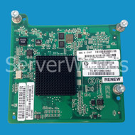 HP 656452-001 QMH2572 8GB FC Mezz Adapter 659822-001, 651281-B21
