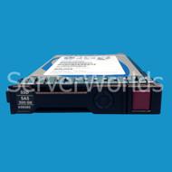 """HP 658580-001 2.5"""" Hot Plug 200GB SAS SSD 632430-001, 658478-B21"""