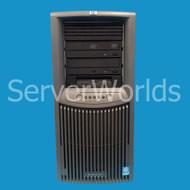 Refurbished HP ML350 G4P Tower SATA/SAS X3.4GHz 512MB 370508-001 Front Panel