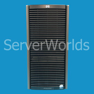 Refurbished HP ML350 G5 Tower QC E5335 2.0GHz 1GB LFF 470064-509 Front Panel