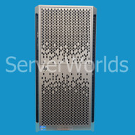 Refurbished HP ML350P Gen8 Tower E5-2620 2.90GHz 8GB SFF 646676-001 Front Panel
