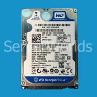 """Dell 1GDV1 160GB SATA 5.4K 2.5"""" Drive WD1600BEVT-75A23T0"""