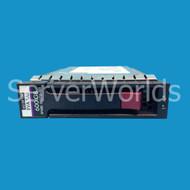 HP 583718-001 600GB 15K LFF M6612 Drive 635330-001, 533871-003