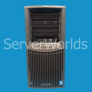 Refurbished HP ML350 G4 NHP Tower Configured to Order 372799-405 Front Panel