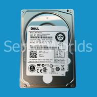 """Dell 5R6CX 600GB SAS 10K 6GBPS 2.5"""" Drive MBF2600RC CA07173-B40300DE"""