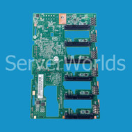 HP 693611-001 ML350p Gen8 6-Bay LFF Backplane Board