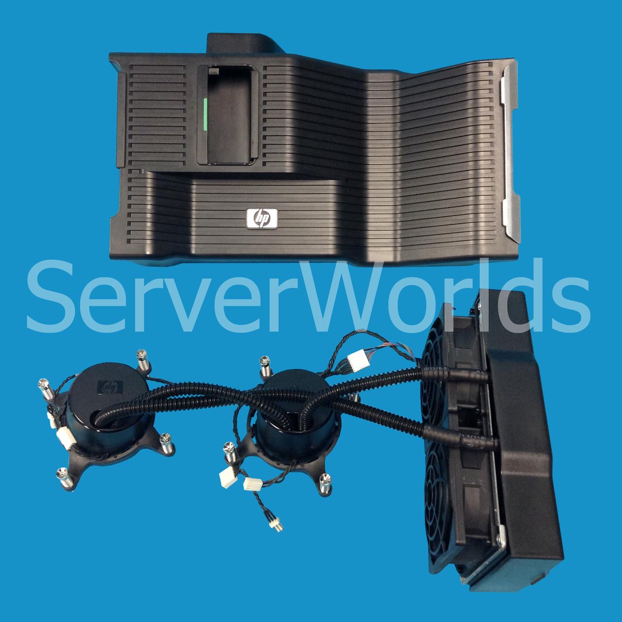 HP 507697-002 | Z800 Liquid Cooling Kit - Serverworlds