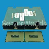 HP DL585 G7 AMD Opteron 6274 2.2GHz 16 Core 655514-B21- 2 Procs