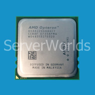 Dell JT873 DC Opteron 8220 2.8Ghz 2MB 1000Mhz Processor