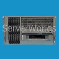 Refurbished HP ML570 G4 Rack 2 x X7041 4GB 403684-001 Front View