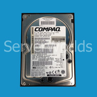 HP 152189-001 9.1GB U3 10K SCSI Non Hotpluggable Hard Drive 142672-B21