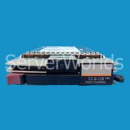 HP 244448-001 72.8GB FC Hot Plug 238926-001, 231086-001, 9v3004-027