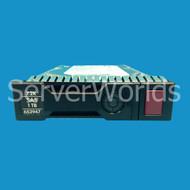 HP 653947-001 1TB 6G 7.2K SAS MDL HD 652753-B21
