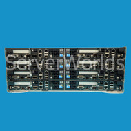 Refurbished HP S6500 4U Chassis Loaded with SL390s Blades 614169-003 Front View