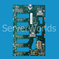 HP 667278-001 ML350 Gen8 LFF Backplane Board 638929-001