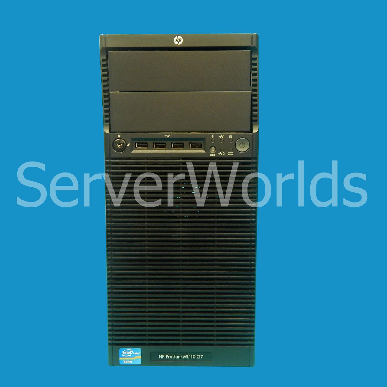 HP 656766-S01   Refurbished ML110 G7 Server   Used HP ML110