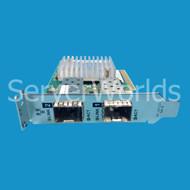 HP 733385-001S Dual Port 10GB 571SFP Controller Short Bracket