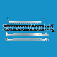 Dell 8U151 EMC 1U 8/16 Port Rail Kit