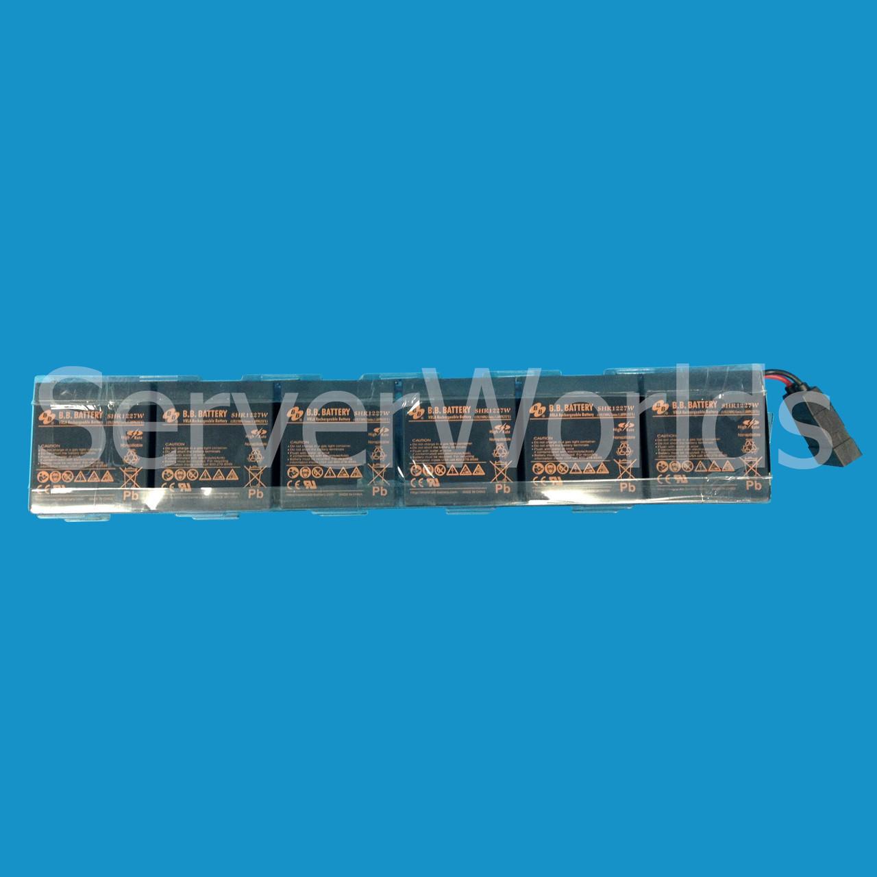 HP 638829-001 | UPS R5000 Battery Pack - Serverworlds