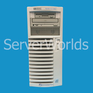 Refurbished HP NetServer E800 PIII 866MHz 128MB CD 9.1GB DDS3 P2461T