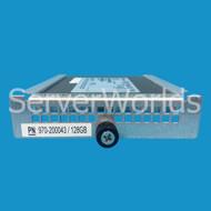 3Par 657909-001 128GB SSD Node C400 MTFDBAK128MAG-1G1