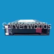 HP 583716-001 300GB 6G 3.5 15K DP LFF Hot Plug HD 635328-001, AP870A