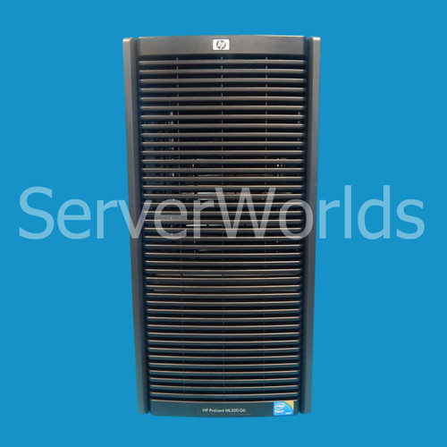 Refurbished HP ML350 G6 Tower LFF E5620 4GB DVD 600425-005 Front Panel